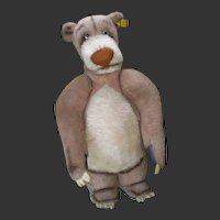 "STEIFF BALOO bear from the jungle book First model 15 3/4"""
