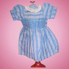 original G.L. clothe :  'EN LONG EN LARGE' period 1950 for Bleuette