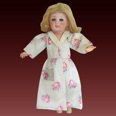 for Bleuette doll : original G.L. house coat 'bien-être' , 1952