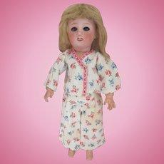 99252a002f for Bleuette doll   original G.L. pajama  BONSOIR