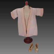 for Bleuette doll : original G.L. set 'convalescence' , 1935