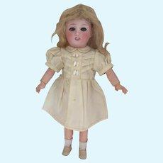 for Bleuette doll : original G L dress POLKA 1958