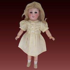 for Bleuette doll : original G.L. dress 'polka' , 1958
