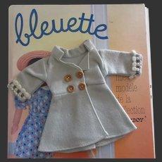 original G.L. outfit ' POSTILLON ' for Bleuette doll 1932