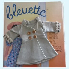original G.L. outfit ' POSTILLON ' for Bleuette doll 1932