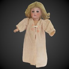 for Bleuette doll : original G L dressing gown REPOS 1953