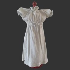 Original GL night gown for bleuette doll period 1940-1950