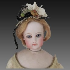 "Original hat for french fashion doll 12.5""-13"""
