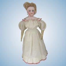 "Original dress for a 13 3/4"" French fashion doll"