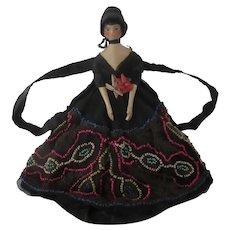 funny french doll Bag F. Elsey BREVETE SGDG