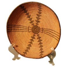 Native American Apache Bowl - Most Unusual Design