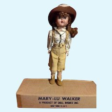 All Original Mary-Lu Walker with box