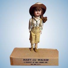 All Original Mary-Lu Walker with box