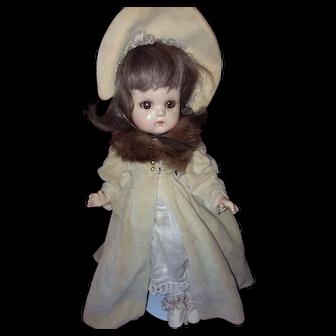 Rare 1941 Madame Alexander Jeannie Walker -one year