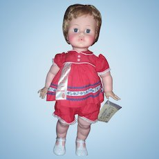 Ideal Kissy Doll never played with
