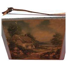 Antique music box