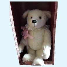 Reproduction Steiff Ophelia Teddy Bear