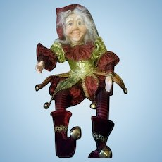Retired Katherine's Collection Elf