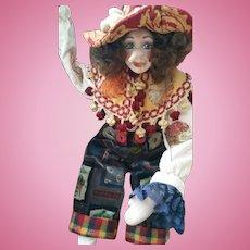 """24"""" Pinocchio Marionette"""