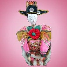 Antique Oriental Opera Doll