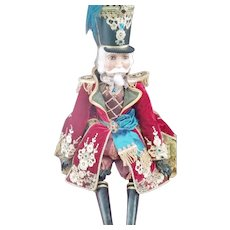 """Large 33"""" Nutcracker by Katherine Collections"""