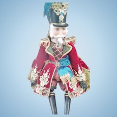 "Large 33"" Nutcracker by Katherine Collections"
