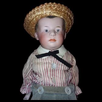Gebruder Heubach Pouty Character Boy