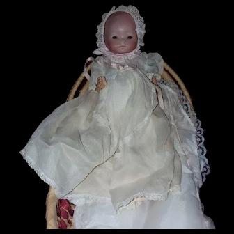 1924 German Bisque Baby