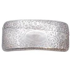 Tiffany and Co. Art Deco Comb Case 925