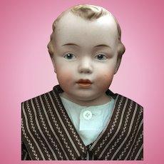 Heubach character boy
