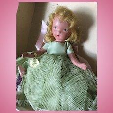 Vintage Nancy Ann storybook doll MIB