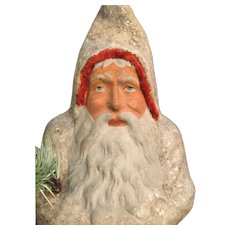 Antique German Belsnickle Santa