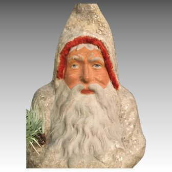 Antique German Belsnickle Santa