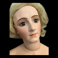 Antique French bisque lady Grace by Bru