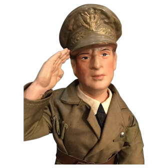 American composition general MacArthur