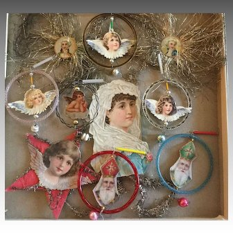 Early Christmas ornaments