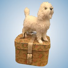 Miniature french dog for your fashion doll