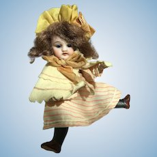 A documented mignonette from La Poupee Modele