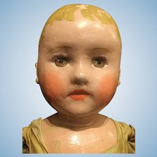 Appealing Martha Chase child doll