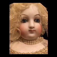 Antique French Madame Romer Doll