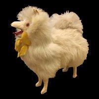 Antique French Salon Dog Figure