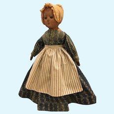 Early 19th Century Izannah Walker Doll