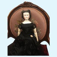 """23"""" 1860s Conta & Boehme Doll"""