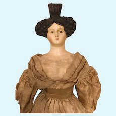 Early Apollo Knot Milliner's Model Doll