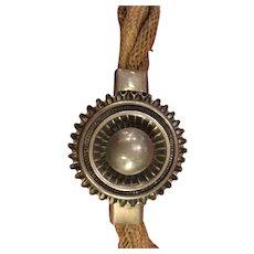 Victorian Mourning Hair Locket Bracelet