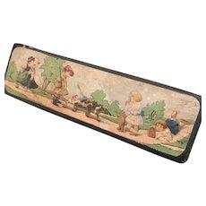 Antique Children's Pencil box