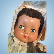 Vintage EFFANBEE baby in composition