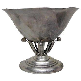 Georg Jensen Denmark Sterling Silver Compote bowl No 6