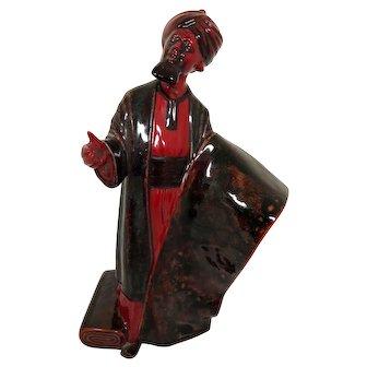 Carpet Seller HN2776 (Flambe) – Royal Doulton Figurine
