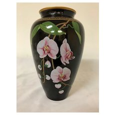The Vase of the Fragrant Orchid by Makoto Miyagi Franklin Mint